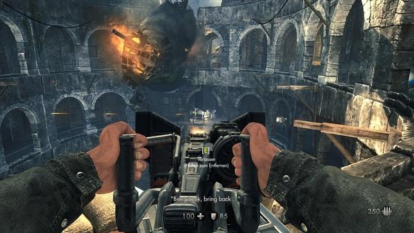Screenshot zu Wolfenstein: The New Order - Screenshots aus der PC-Version
