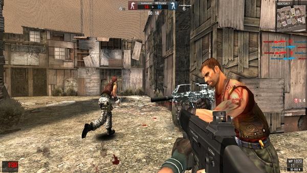 Screenshot zu WolfTeam - Screenshots