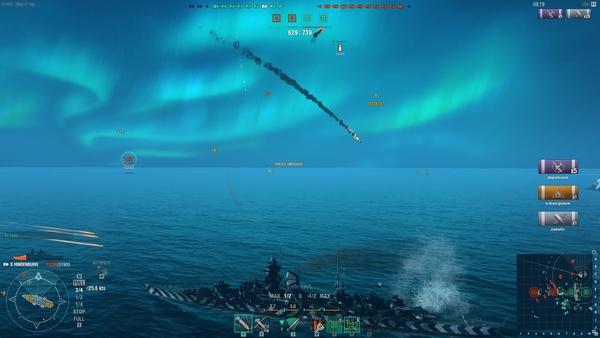 Screenshot zu World of Warships - Screenshots