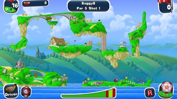 Screenshot zu Worms - Die Serie - Alle Spiele aus der Artillery-Reihe