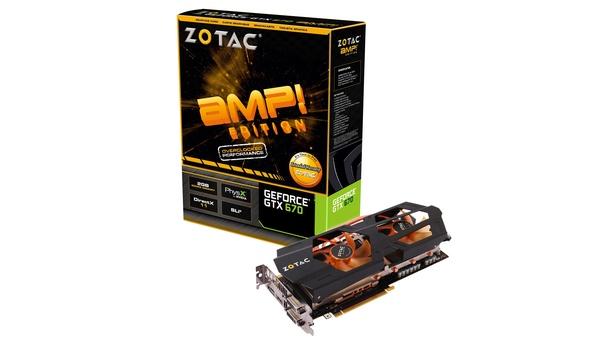 Bilder zu Nvidia Geforce GTX 670 - Hersteller-Karten