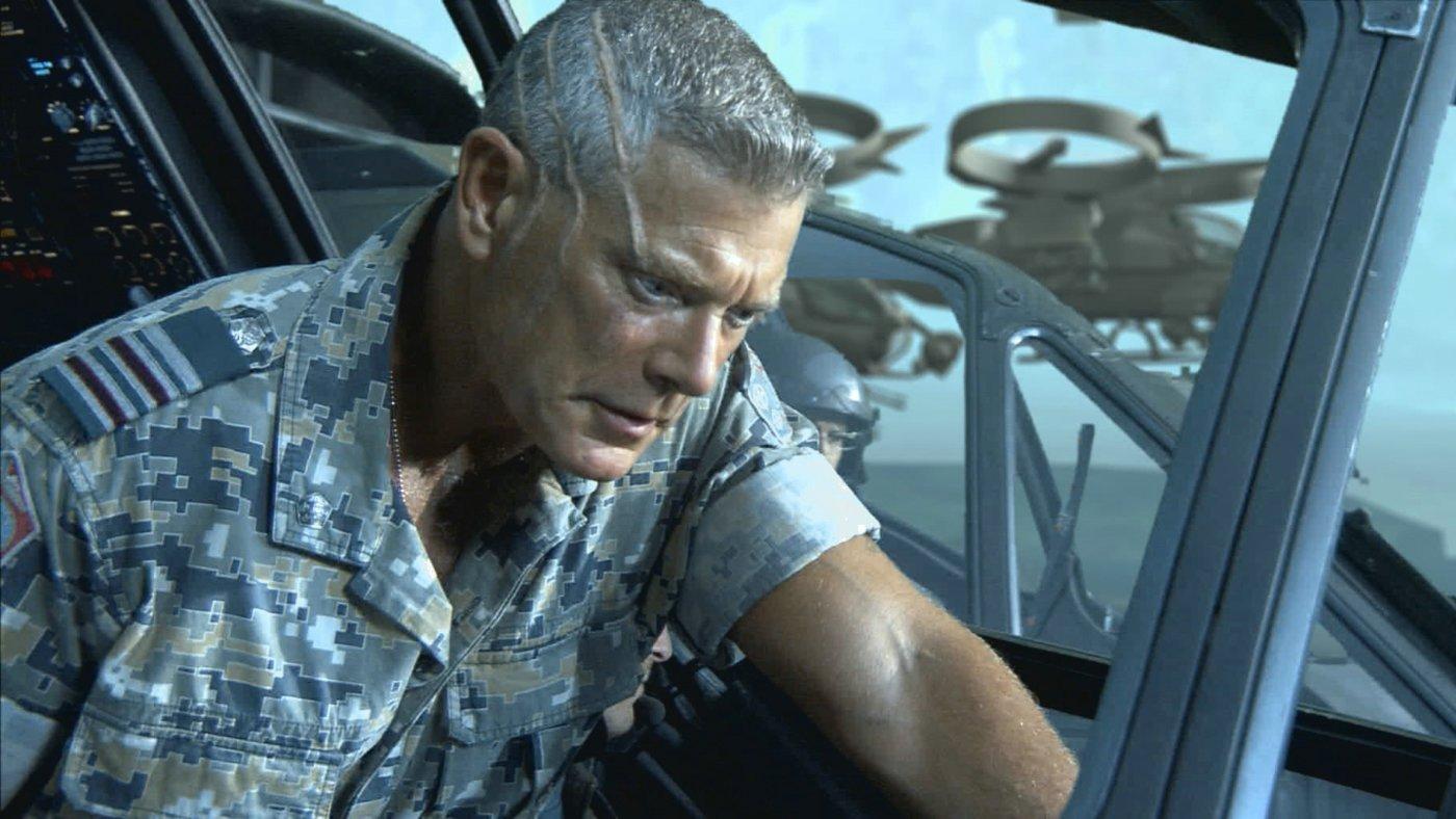 Avatar-Star Stephen Lang als Colonel Quaritsch spielt in allen vier Sequels den Oberschurken