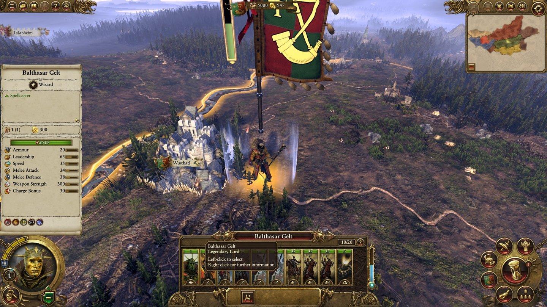 Total War Warhammer  Unique Buildings