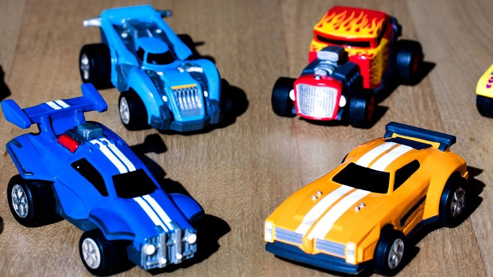 Rocket league spielzeugautos angekündigt gamestar