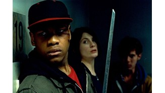 <b>Attack the Block</b><br>Zuvor spielte er Statistenrollen in den britischen Highlights Shaun of the Dead... <br><i>(Copyright: Wild Bunch/Capelight/Central)</i>