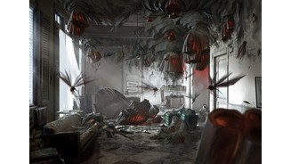 <b>Infestation</b><br>When you get a feature idea from the game design team, you never know how deep you'll go in making it feel grounded into the world. The bloodflies ecosystem is a good example of where art mixes with story; showing that animation and gameplay can work well together.