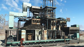 Fallout 4 - Screenshots aus dem DLC »Contraptions Workshop«