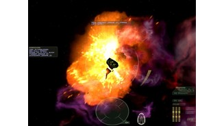 Explosionen in Freespace 2