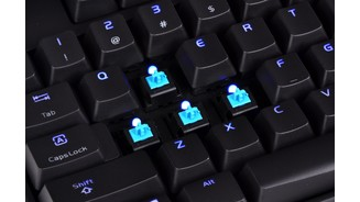 Tt eSports Poseidon Illuminated Keyboard