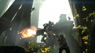 <b>Titanfall</b><br/>Screenshots aus dem DLC »Expedition« - Swamplands