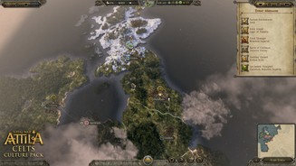 <b>Total War Attila</b><br/>Screenshots aus dem DLC »Celts Culture Pack«
