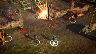 Wasteland 2 Director's Cut - Screenshots aus der überarbeiteten Version