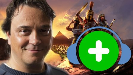 GameStar Podcast - Plus-Special #1: Der Mann, der Age of Empires zurückbrachte