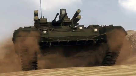 Armored Warfare - Trailer zum PvE-Modus