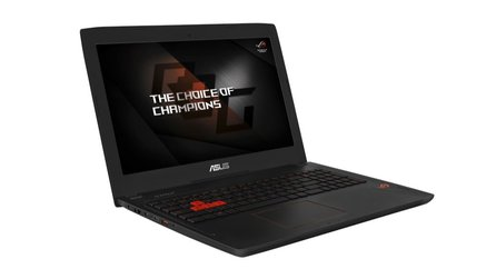 ASUS Gaming-Laptop mit Core i7 und GTX 1070 für 1.599 Euro - Weekend-Deals bei Saturn