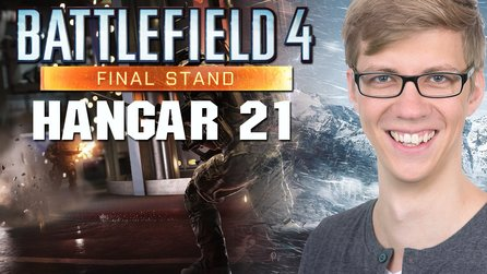 Battlefield 4: Final Stand - Map-Check: Hangar 21