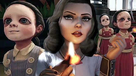 Bioshock Infinite: Burial at Sea im DLC-Test - Teure Seebestattung