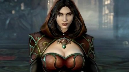 Castlevania: Lords of Shadow 2 - Ingame-Trailer stellt Charaktere vor