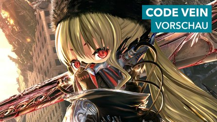 Code Vein - Vorschau-Video zum Anime-Souls-Like