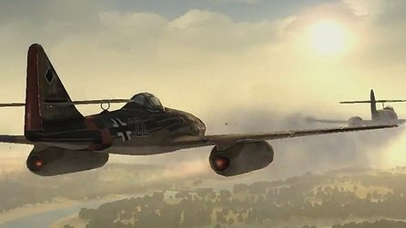 Combat Wings: The Great Battles of WWII - Flugzeug-Trailer