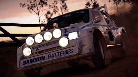 DiRT 4 - Gameplay-Trailer mit Offroad-Racing in allen Facetten