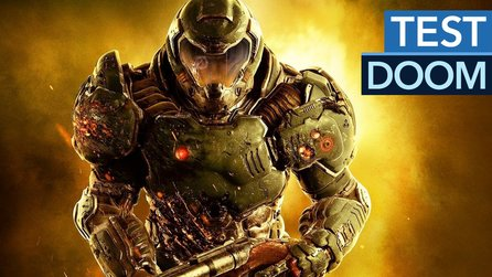 Doom - Test-Video: So modern ist der Oldschool-Shooter