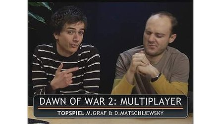 Dawn of War 2 - Multiplayer-Duell: Graf vs. Matschijewsky