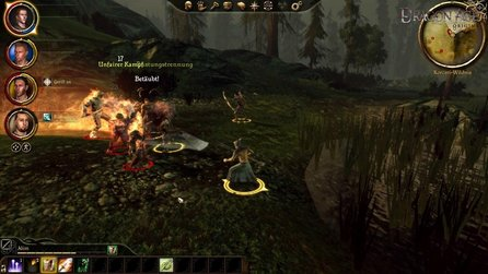 Dragon Age: Origins - 2. Tutorial-Trailer erklärt Kampfsystem