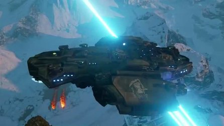 Dreadnought - Zehn Minuten kommentiertes Gameplay
