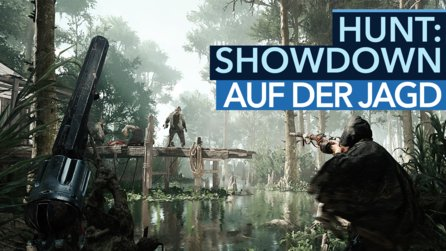 Eine Runde in Hunt: Showdown - So funktioniert die Monsterjagd