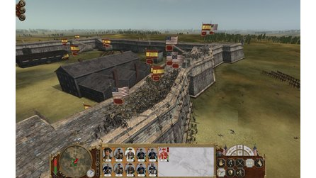 Empire: Total War - Patch 1.5 bringt neue Multiplayer-Karten