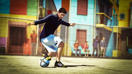FIFA 18 - Gamescom-Leak: FIFA Street kehrt in The Journey zurück