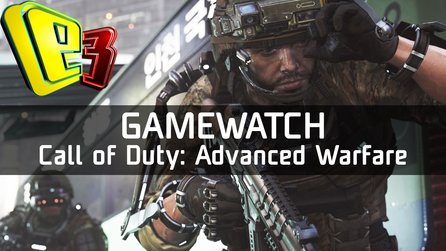 Gamewatch: Call of Duty: Advanced Warfare - Video-Analyse: Altbekanntes Action-Spektakel