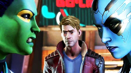 Telltales Guardians of the Galaxy - Trailer: Termin und Ausblick auf Episode 3 »More Than a Feeling«