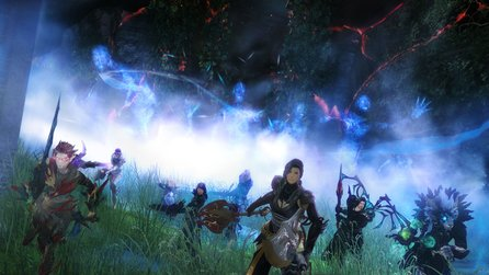Guild Wars 2: Heart of Thorns - Schlachtzüge im November; Roadmap bis 2016