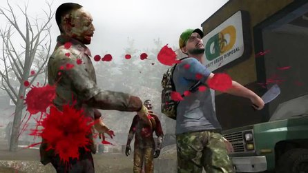 H1Z1 - Launch-Trailer des Zombie-Survival-Spiels