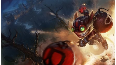 Ziggs Arcade Blast - League of Legends bekommt ein semi-offizielles Jump'n Run