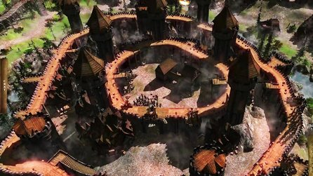 Medieval Kingdom Wars - Trailer: So funktioniert die Mittelalter-Strategie