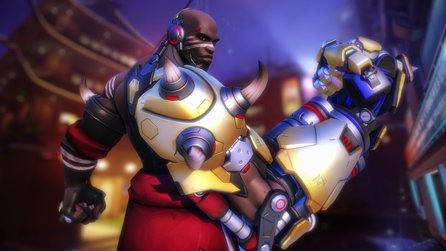 Overwatch - Gameplay-Trailer stellt den Helden Doomfist vor