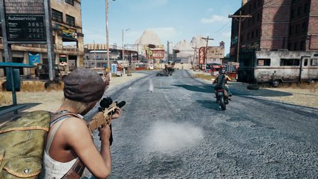 Playerunknown's Battlegrounds - Ingame-Trailer zeigt die Wüsten-Map Miramar