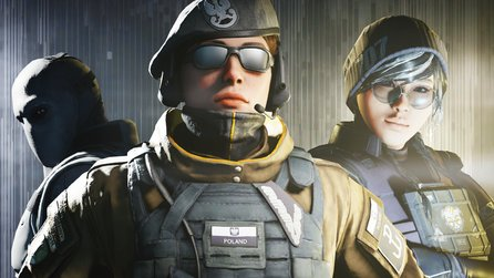 Rainbow Six: Siege im Test - Taktik in Bestform