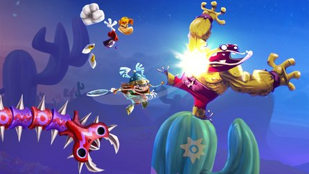 Rayman Legends - Test-Video zur PC-Version des Jump&Run