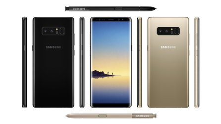 Samsung Galaxy Note 8 - Ab Mitte September für 1.000 Euro?