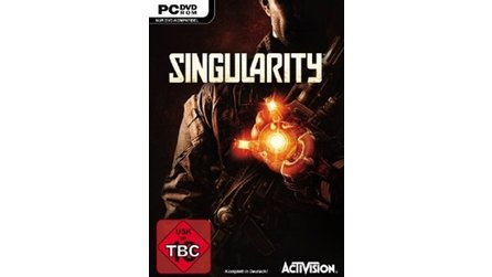 Singularity - Packshot, Release-Termin und Wallpaper