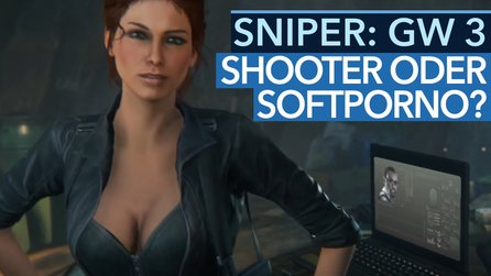 Sniper: Ghost Warrior 3 - Shooter oder Softporno? (Story-Video)
