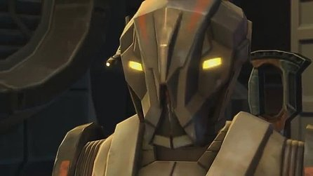 Star Wars: The Old Republic - Trailer zum Update 1.5 mit HK-51