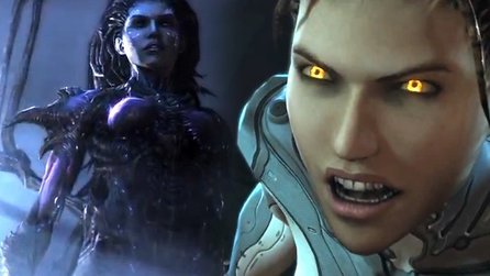 StarCraft 2: Heart of the Swarm - Launch-Trailer: Kerrigan will Rache