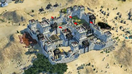 Stronghold Crusader 2 - Das Strategie-Spiel im Launch-Trailer