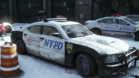 Tom Clancys The Division - Technik-Trailer zeigt Leistung der Snowdrop Engine