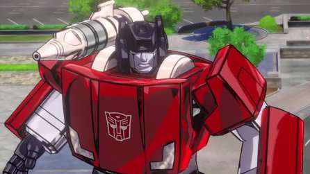 Transformers: Devastation - Pressestimmen im Ingame-Trailer